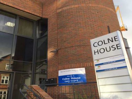 MHI provides the best efficiency solutions to Colne House