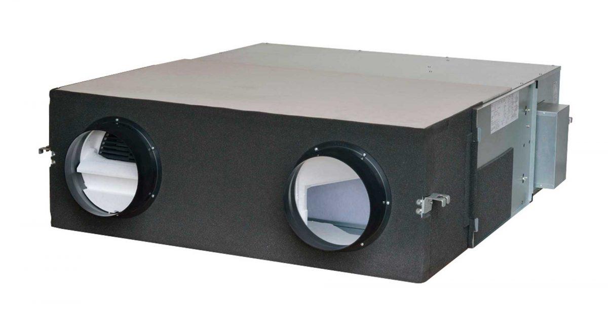 Fresh Air Ventilation and Heat Exchange