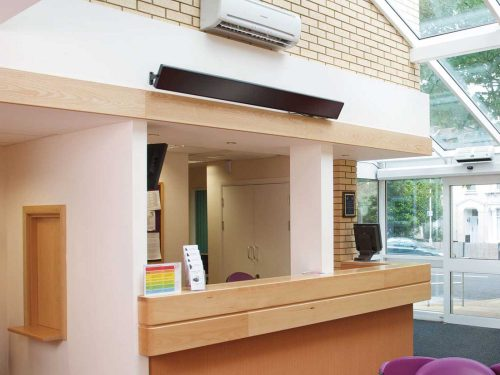 New heat recovery system for medical centre meets ECA's energy saving criteria