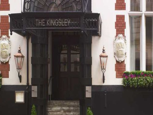 MHI provides a cost efficient VRF cooling system for The Kingsley Thistle Hotel